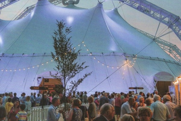 The Big Tent - Chichester