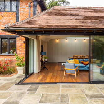 Extension to an Arts and Crafts House - Chichester